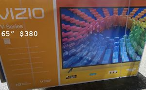 "VIZIO - 65"" Class - LED - V-Series - 2160p - Smart - 4K UHD TV with HDR(2020) for Sale in Waldorf, MD"