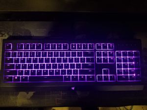 Razor Gaming keyboard for Sale in York, PA