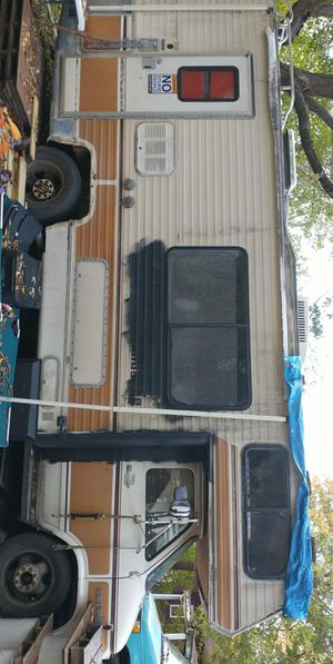Jamboree Chevy Rv/Camper (project) for Sale in Murfreesboro, TN