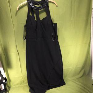 Bisou Bisou Black Dress Size 14 for Sale in Anchorage, AK
