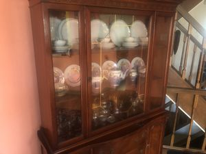Antique China Cabinet for Sale in Reisterstown, MD