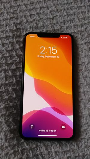 Sprint iphone 11 pro max for Sale in Richmond, CA
