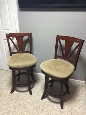 Two bar stools for Sale in Greer, SC
