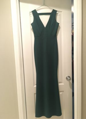 Windsor Elegant Green Formal Dress for Sale in Murrieta, CA