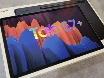 Samsung Galaxy Tab S7+ 128GB Mystic Black for Sale in Bellevue,  WA
