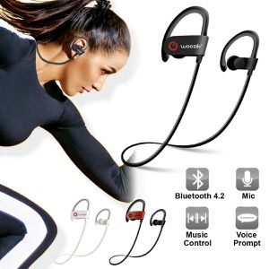 Wireless Earbuds Bluetooth Headphones Sport Headset for iPhone Samsung LG Mic for Sale in Garnet Valley, PA
