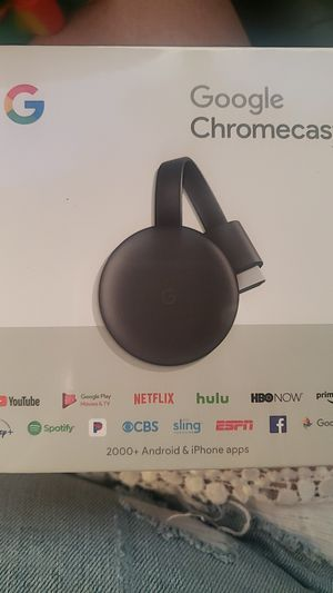 Google Chromecast for Sale in Dublin, CA