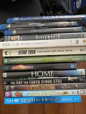 DVD's for Sale in Lumberton, NJ