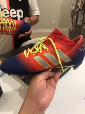 Adidas Nemeziz 18.3 ,size 6. for Sale in San Antonio, TX