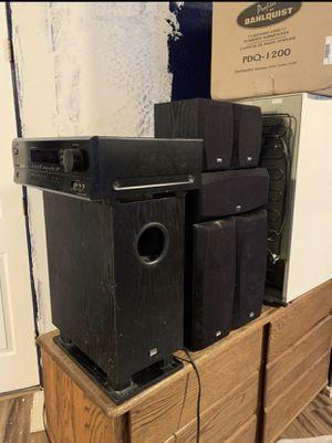 Onkyo 5.1 surround sound system HT-R500 for Sale in Glendale, AZ
