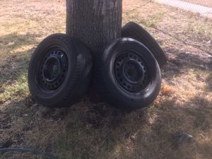 STEEL WHEELS for Sale in Dallas, TX