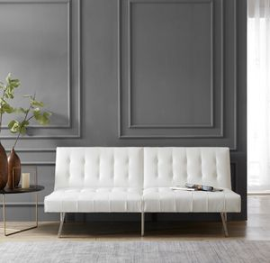 brand new white futon unopened for Sale in North Attleborough, MA