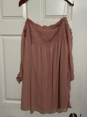 Off shoulder Dress! Size Medium!!! for Sale in Los Angeles, CA