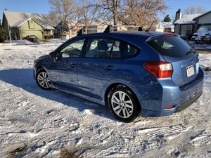 2015 Subaru Impreza Premium AWD for Sale in Denver, CO
