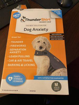 Thunder shirt medium dog for Sale in Los Alamitos, CA