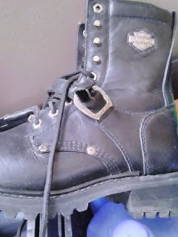 Harley Davidson Boots for Sale in Walton Hills,  OH