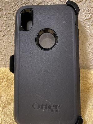 iPhone XS Max otterbox case Excellent condition never used for Sale in Houston, TX