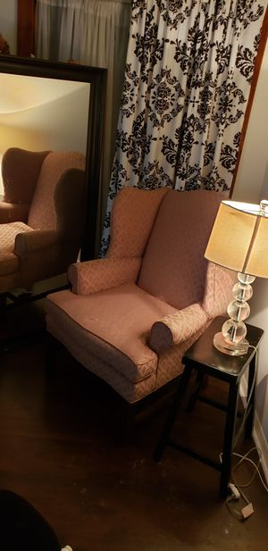 Vintage wingback chair for Sale in Philadelphia, PA