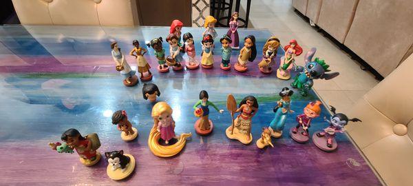 Disney Animators figures
