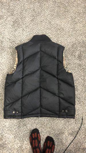 Burberry Vest men's XL for Sale in Fort Washington, MD