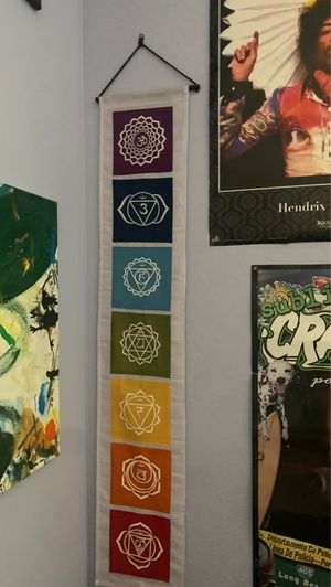 Chakra hanging Decor for Sale in Gilbert, AZ