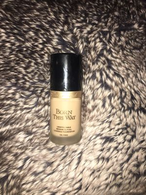 Born this way too face foundation for Sale in Salinas, CA