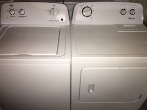 Washer and Dryer *30 Day Warranty for Sale in Raleigh, NC