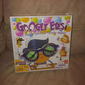 Googly eyes kids game for Sale in Burlington, NJ