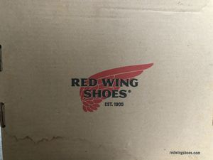 Red wing work boots excellent condition, work boots size USA 6 for Sale in Katy, TX