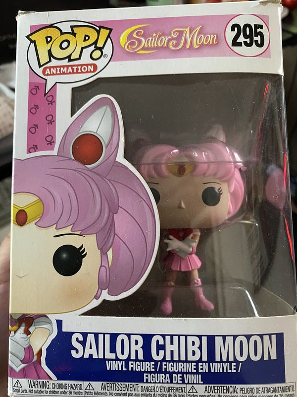 Funko Pop! Sailor Moons - #296 #91 #92 #93 and #295