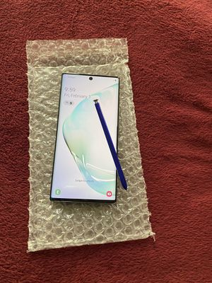 Unlocked Samsung Galaxy Note 10, 256gb for Sale in Oakland, CA