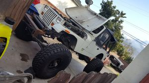 1989 Jeep Yj (PART OUT) HAS NO AXELS for Sale in Bell Gardens, CA