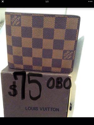 Lv wallet for Sale in Pasadena, CA