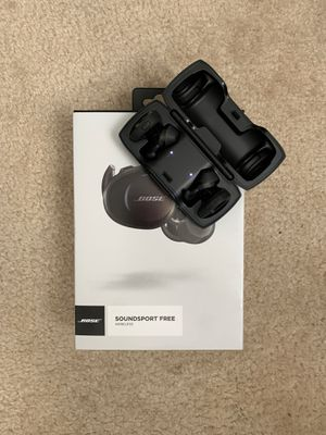 Nose soundsport free wireless for Sale in Tampa, FL