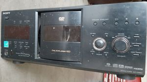 100 Disk DVD Player for Sale in Georgetown, TX