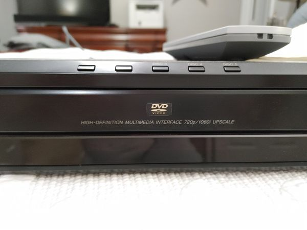 Sony 5 disc DVD player.