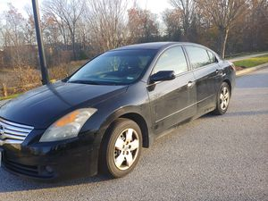 2008 Black Nissan Altima FOR SALE for Sale in Laurel, MD