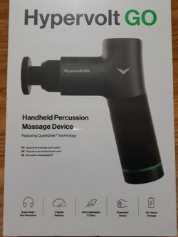 Hyperbole GO handheld Percussion Massage Device** Brand-new ** for Sale in Sacramento,  CA