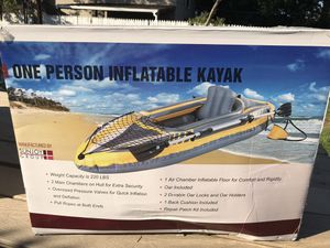 Inflatable kayak for Sale in Dearborn Heights, MI
