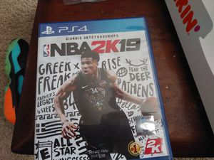Nba 2k19 for Sale in Denver, CO