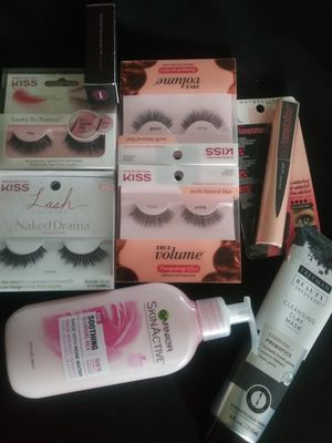 ✴🆕Lashes, face Cleanser/Mask.🆕✴ for Sale in Seattle, WA