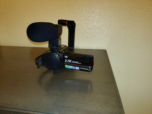 Video Camera 2.7K for Sale in Portland, OR