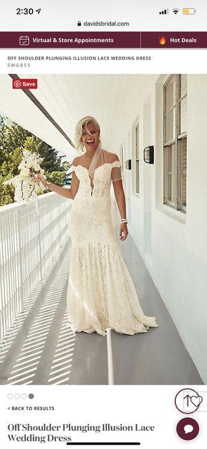 Never worn wedding dress for Sale in Washington, DC