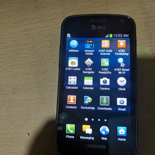 4gb Samsung Phone 3g
