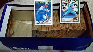 1988 Topps baseball set of 356 cards for Sale in Stockbridge, GA