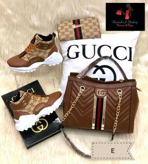 Gucci 3 Piece Set for Sale in Jefferson, LA