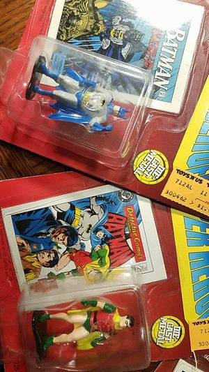 Heavy diecast superheroes by ERTL. for Sale in Monterey Park, CA