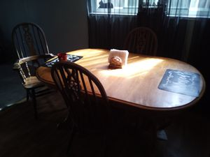 Wood kitchen table for Sale in Antioch, CA