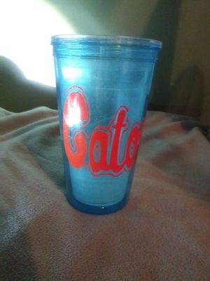 Plastic Gator drinking cup for Sale in Jacksonville, FL