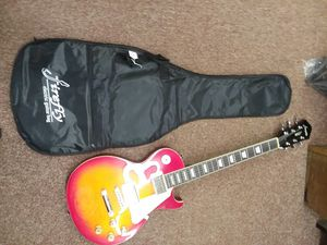 Fire Fly Elctric Guitar Begginers Set for Sale in Sunbury, OH
